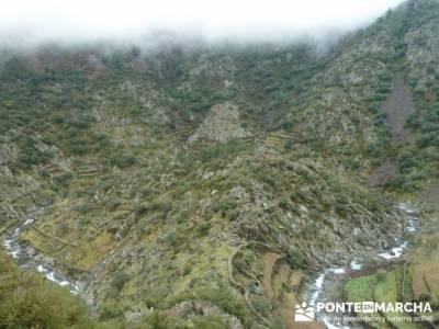 Las Hurdes: Agua y Paisaje;senderismo en almeria;senderismo en burgos